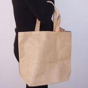 JUTE | Lined Hessian Tote Bags