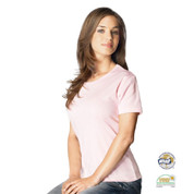 BEEFY® Stedman Women's Tshirt | Light Pink