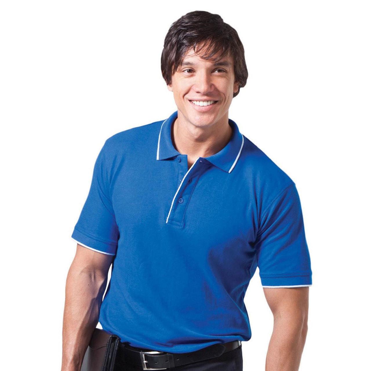 Bulk Discount Plain Mens Polo Shirts Online Blank Clothing Australia