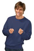 HARLEY Classic Sweatshirt Navy Blue