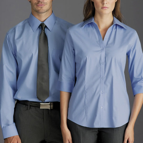 BANKS Women business shirts 3/4 sleeves