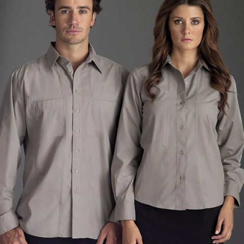 BISTRO Men business shirts long sleeves