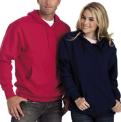 BRONTE unisex cotton-rich hoodies online