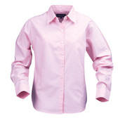 MADISON Women business shirts long sleeve Light Pink