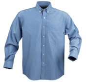 MADISON Men business shirts long sleeve Blue