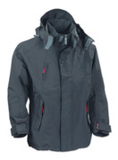 TEMPEST Men deluxe shell jackets Charcoal Grey