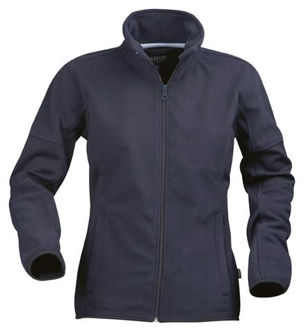 TYROL Women deluxe double-face jackets Navy/Black