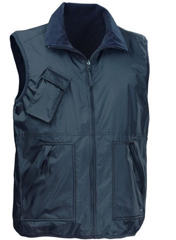 WARREN deluxe body warmer vests Navy