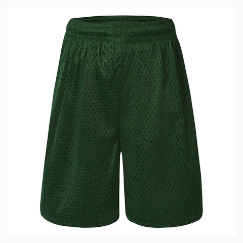 Plain Sport Shorts - Bottle Green