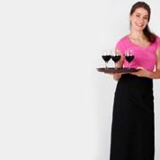 Hospitality Uniform | Long Waist Pocket Aprons Online