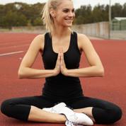 Women racer singlets stretch