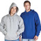 THERMO hoodies cotton-rich