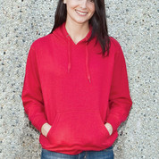 THERMO Ladies hoodies cotton-rich