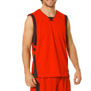 BOOST Men contrast cooldry singlet