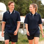 CHATSWOOD unisex polo shirts plain or contrast