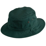 wholesale soft bucket hat | Bottle Green