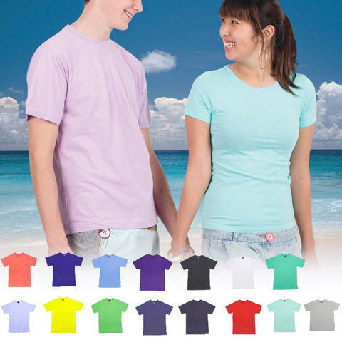 LUKE Men's American Style T-Shirt
