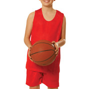 buy online wholesale plain basketball singlets
