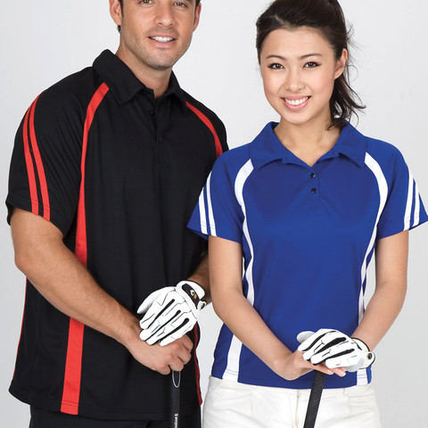 Blank Mens Active Dry Polo Shirts Online