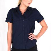 100% Cotton Short Sleeve Military Shirt