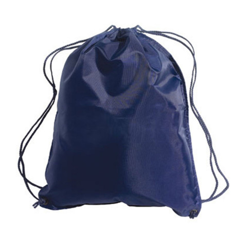 LIBBY Nylon Backpack Plain Bag