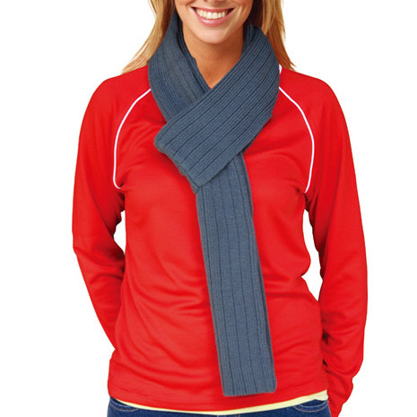 wholesale plain cable knit scarves online