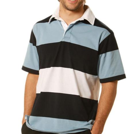 RUGBY Men jerseys short sleeves
