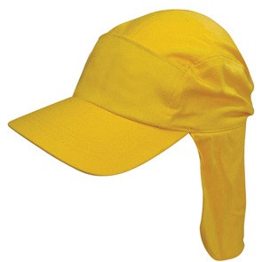 Blank Kids legionnaire caps Gold
