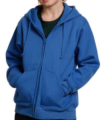 ZIPPO Kids zipper hoodies cotton-rich