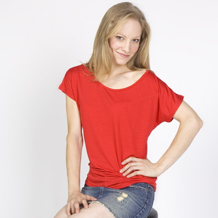 VAMP Women t-shirts batwing sleeves