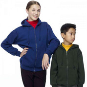 WHIPPER  Adult & Kids zipper hoodies heavy duty