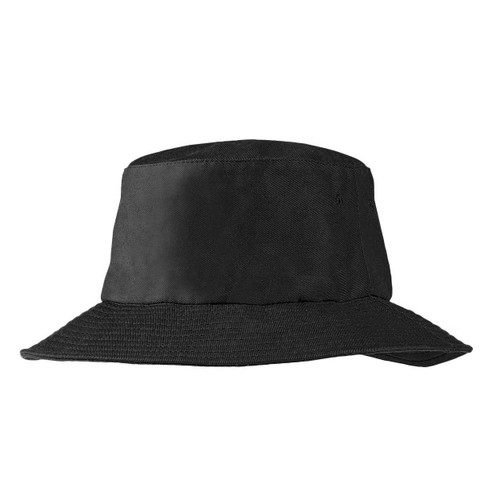 buy plain school bucket hat | pack of 25 Black