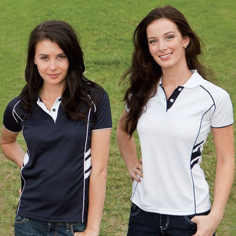 DEFENDER | short sleeve polo women | quick dry