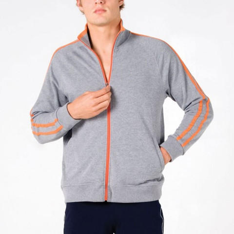 wholesale supplier | collared sweater jacket | mens