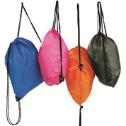 LUFFY | Polyester Backpack | Plain Bag