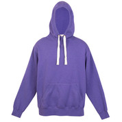 wholesale super heavy fleecy hoodie | grape marl