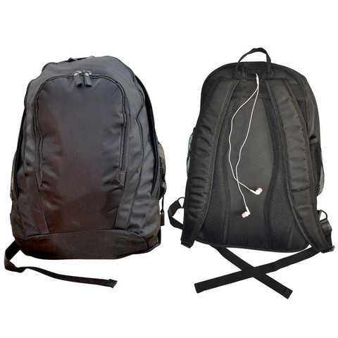 WOLFGANG | padded laptop backpack