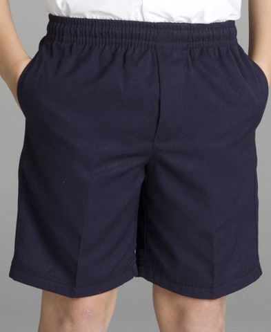NORMAN | school shorts | junior & senior | navy