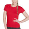 HOLLY | ladies fitted tshirt online | red
