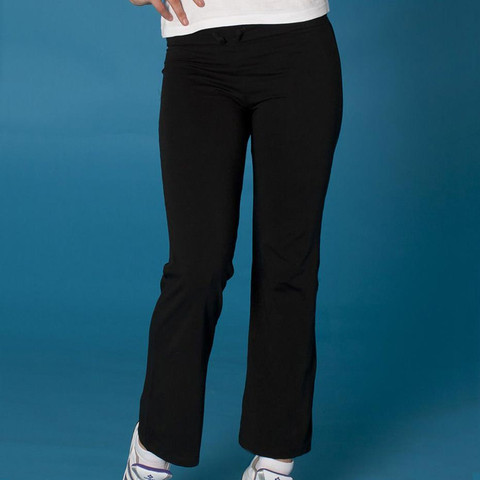EBONY | ladies gym pants