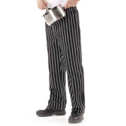 COOK | striped chef's pants