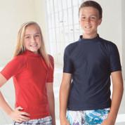 BONDI   kids short sleeve rashies