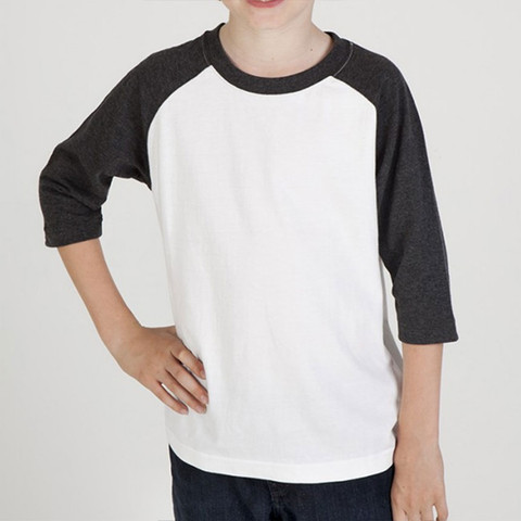 MARTY | kids baseball t-shirts 3/4 sleeves