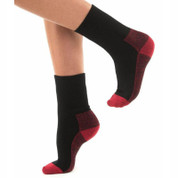 YOWAH | womens outdoor socks | red