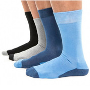 OAKES | mens cushioned socks | 2 pack