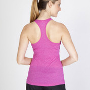 FINCH | ladies racerback heather singlet