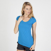 Wholesale Ladies Vintage Marl Tshirt