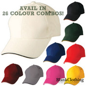 SPEED | sandwich two-tone structured cap
