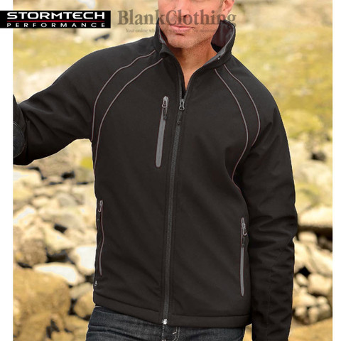 STARK   mens stretch softshell jacket   Stormtech