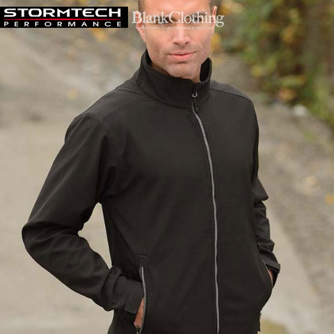 CYCLONE | mens outer softshell jacket | stormtech